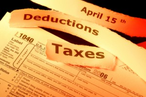 Filing Taxes Online with 1040 Tax Software