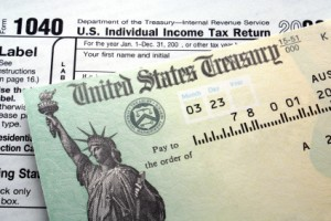 Are You Owed A Tax Refund Check?